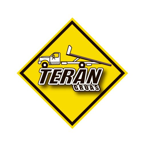 Logo de Grúas Terán