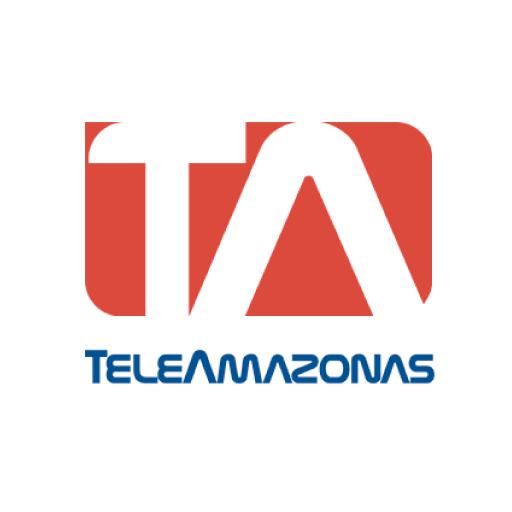 Logo de TELEAMAZONAS