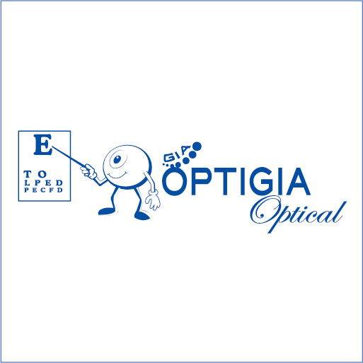 Logo de Optigia+Optical