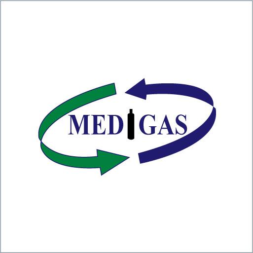 Logo de MEDIGAS