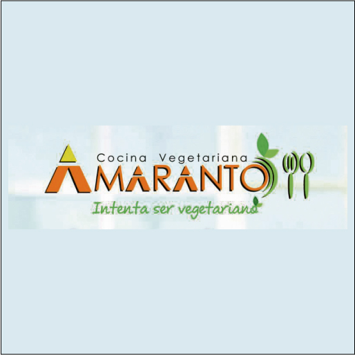 Logo de Cocina+Vegetariana+Amaranto