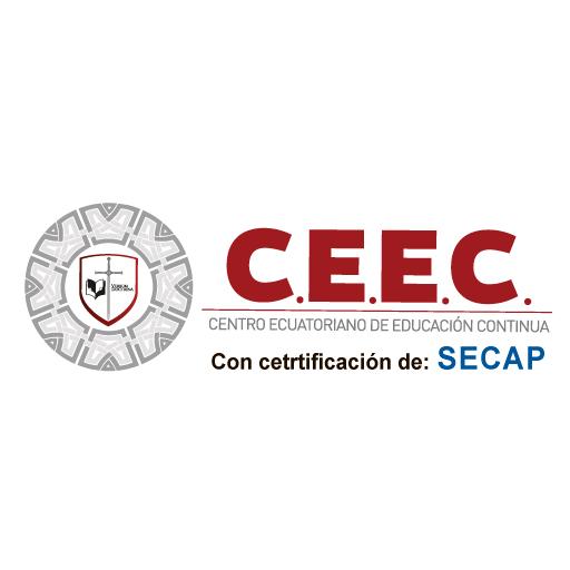 Logo de C.E.E.C.+Centro+Ecuatoriano+de+Estudios+Continuos