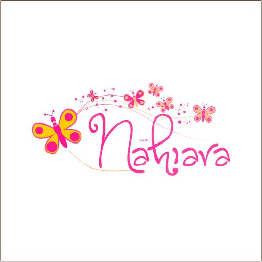 Logo de Nahiara+Eventos
