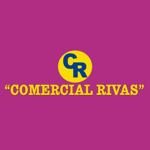 Logo de Comercial+Rivas