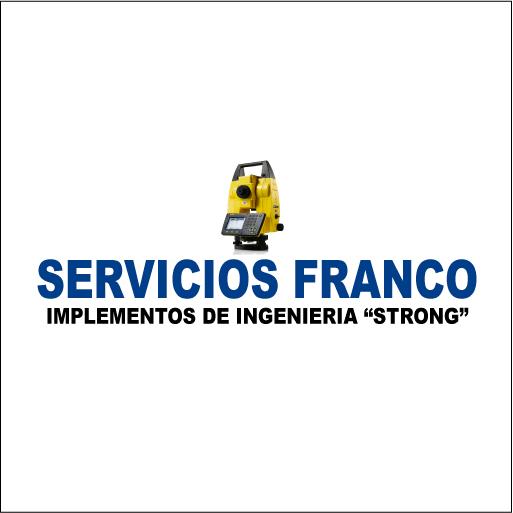 Logo de Servicios+Franco