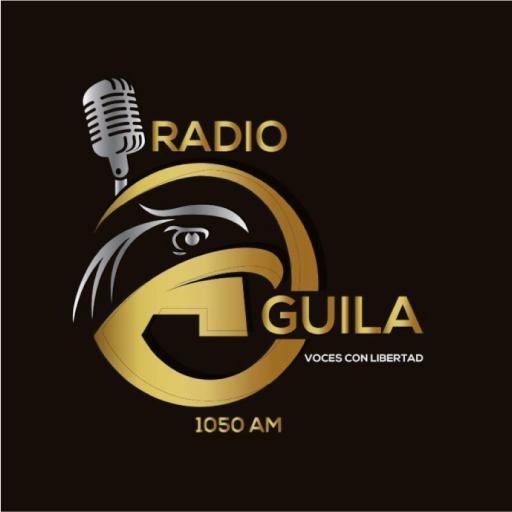 Logo de Radio+Aguila+1050+AM
