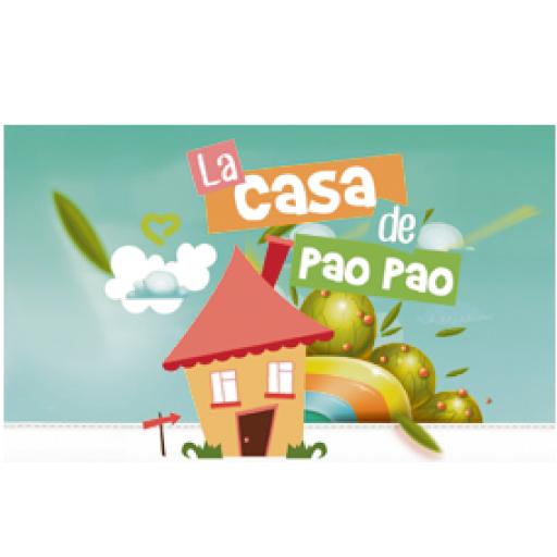 Logo de La+Casa+de+Pao+Pao