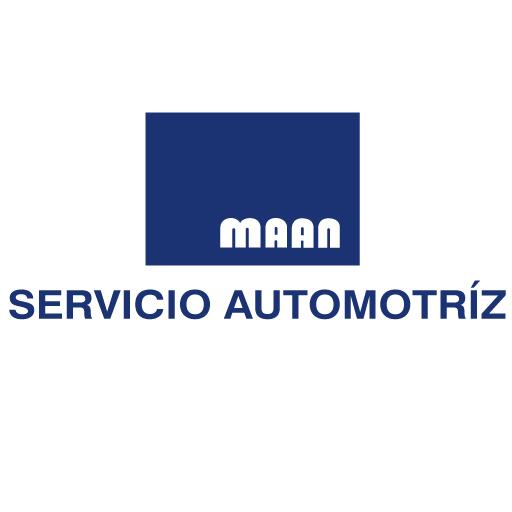Logo de Maan+Servicio+Automotriz