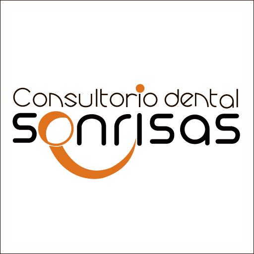 Logo de Consultorio+Dental+Sonrisas
