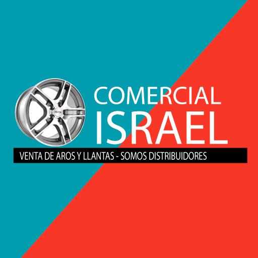Logo de Comercial+Israel