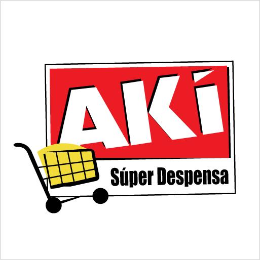 Logo de Aki