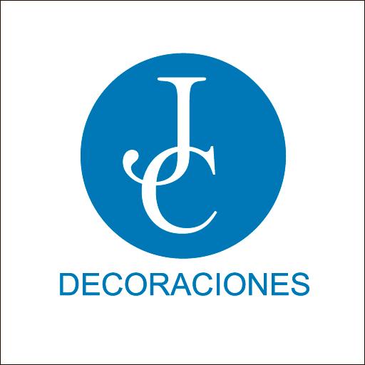 Logo de Cortinas+JC
