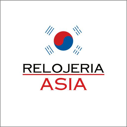 Logo de Relojer%c3%ada+Asia