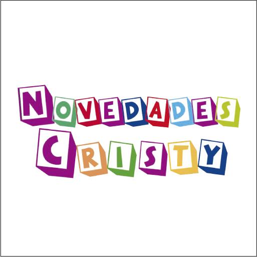 Logo de Novedades+Cristy
