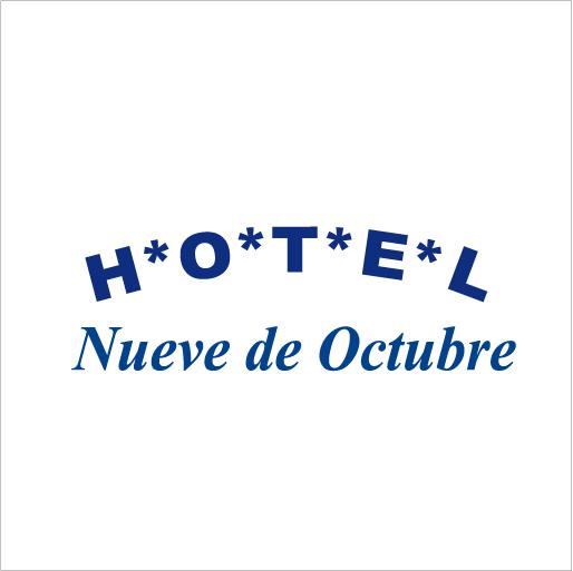 Logo de Hotel+Nueve+9+de+Octubre