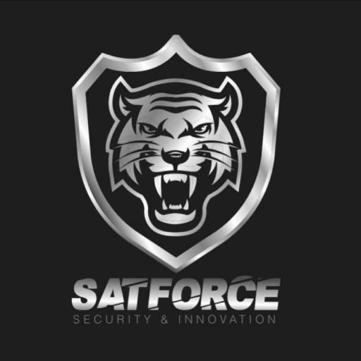 Logo de SATFORCE+SEGURIDAD