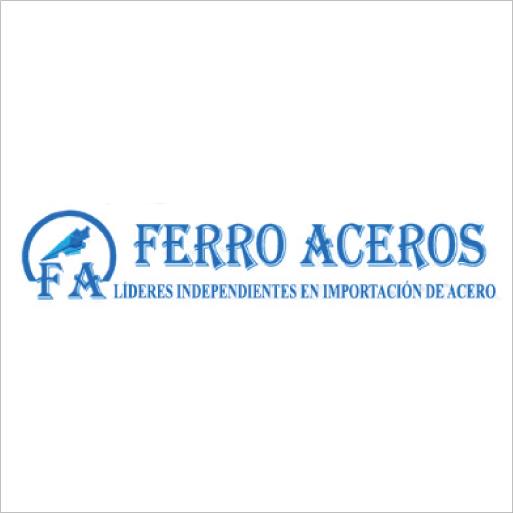 Logo de Ferro+Aceros