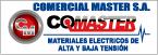Logo de Comercial+Master+S.A.