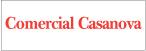 Logo de Comercial+Casanova