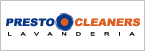Logo de Presto+Cleaners+Lavander%c3%ada