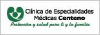 Logo de CL%c3%8dNICA+DE+ESPECIALIDADES+M%c3%89DICAS+CENTENO