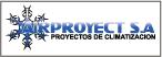 Logo de Airproyect+S.A.