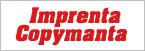 Logo de Imprenta+Copymanta