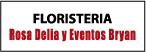 Logo de Florer%c3%ada+%22Rosa+Delia%22+y+Eventos+Bryan