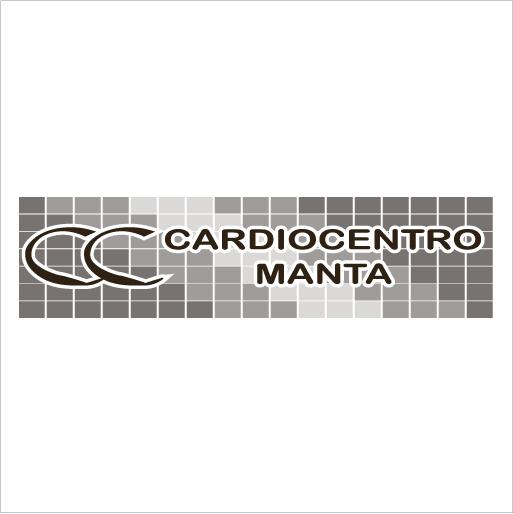 Logo de Cardiocentro+Manta