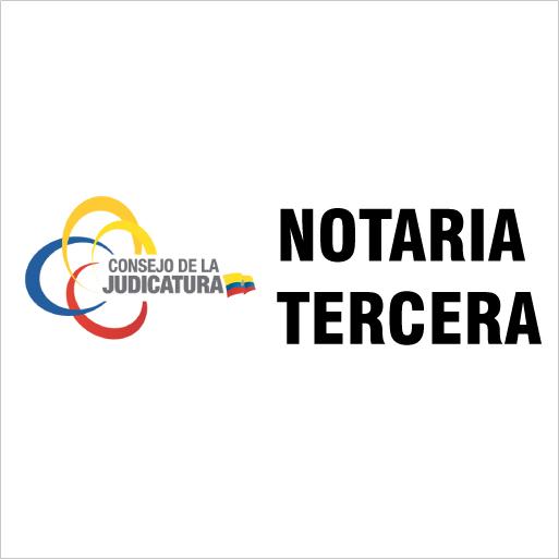 Logo de Notar%c3%ada+Tercera