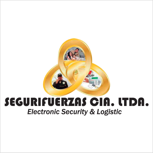 Logo de Segurifuerzas+Cia.+Ltda.