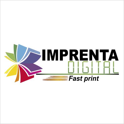 Logo de Imprenta+Digital