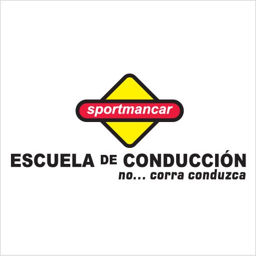 Logo de Escuela de Conducción Sportmancar