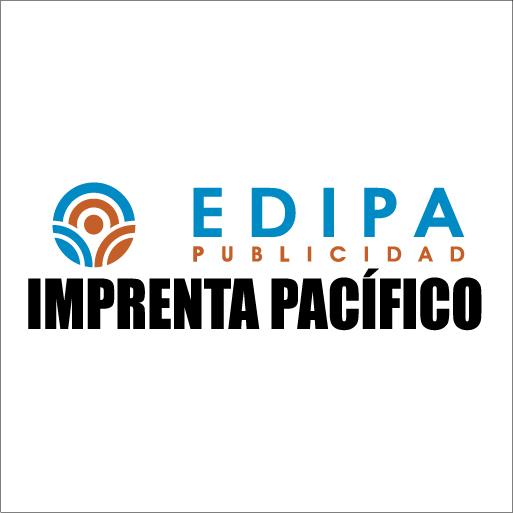 Logo de Imprenta+Pac%c3%adfico