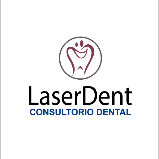 Logo de Consultorio+Dental+L%c3%a1ser+Dent