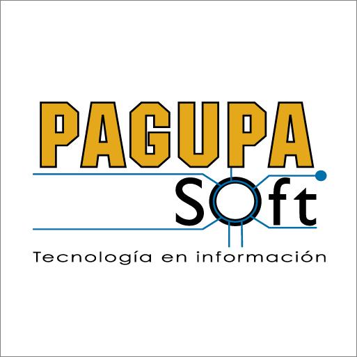 Logo de Pagupa+Soft