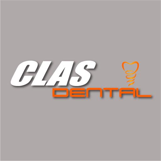 Logo de Clas+Dental