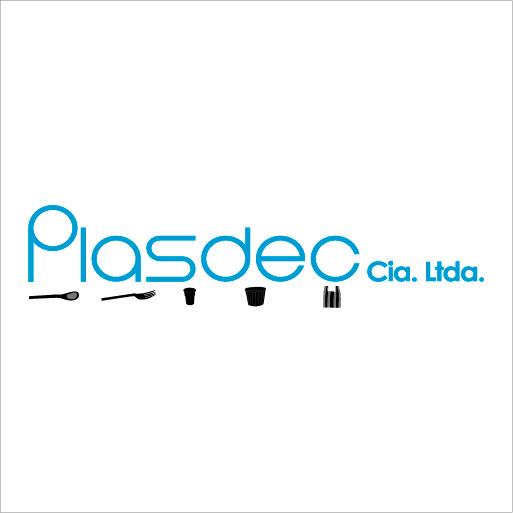 Logo de Plasdec+Cia.+Ltda.