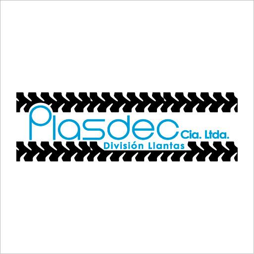 Logo de Plasdec+Llantas