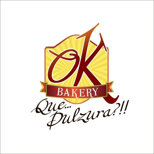 Logo de Pasteler%c3%ada+%22Ok+Bakery%22