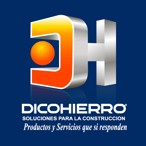 Logo de Dicohierro+Cia.+Ltda.