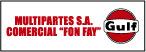 Logo de Multipartes+S.A.