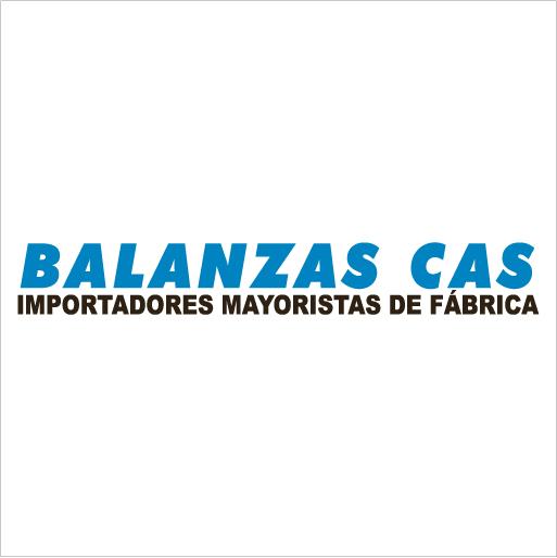 Logo de Balanzas+Cas