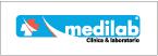 Logo de Clínica & Laboratorio Medilab