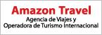 Logo de Agencia+de+Viajes+y+Operadora+de+Turismo+Internacional+Amazon+Travel