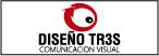 Logo de Dise%c3%b1o+TR3S