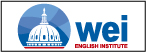 Logo de WEI+English+Institute