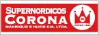Logo de Supernórdicos Corona