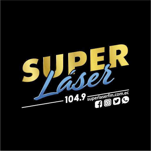 Logo de Radio+Super+Laser+104.9+FM