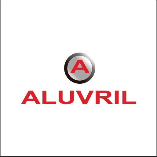 Logo de Aluvril+Aluminio+y+Vidrio